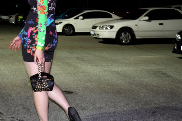 Lady Gaga Concert x Versace